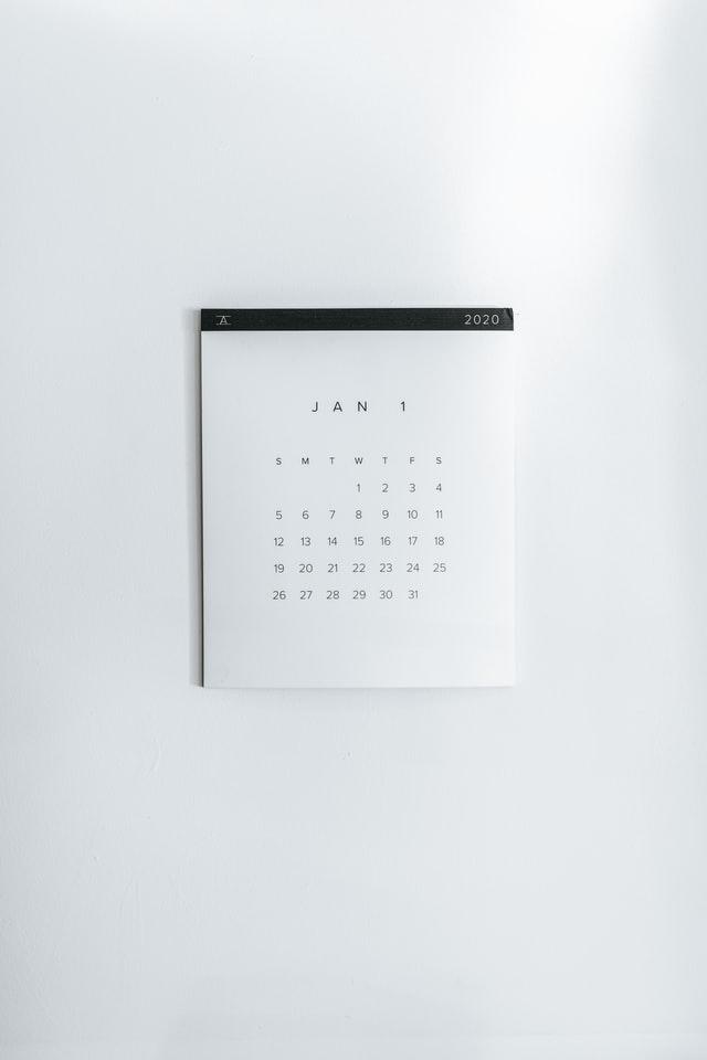 Calendario en flutter. Paquete g_simple_calendar 0.0.1